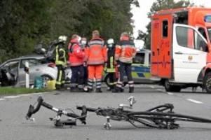 Unfall: Fünf Unfälle in 30 Minuten – Mordkommission eingeschaltet