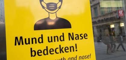 Deutschland streitet über die Maskenpflicht