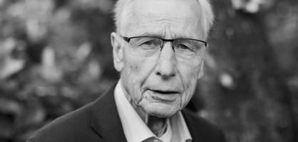 ex-wirtschaftsminister und nrw-ministerpräsident clement ist tot
