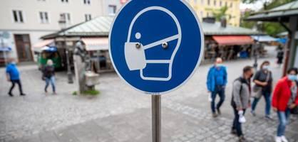 SPD fordert bundesweite Maskenpflicht auf belebten Straßen und Plätzen