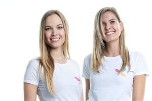 Zwei Studentinnen suchen für Unternehmen die perfekten Bewerber