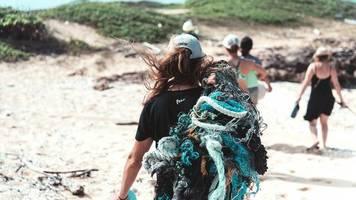 industrie: bikinis aus fischernetzen? echt jetzt?