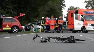Mordkommission ermittelt - Frau in fünf Unfälle verwickelt: ein Toter