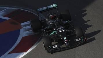 Formel 1: Regel-Irrtum kostet Hamilton den Siegrekord - Bottas vorn