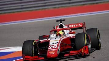 Motorsport: Mick Schumacher stärkt Formel-1-Bewerbung