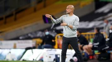 premier league - man-city-coach guardiola: spieler sind keine maschinen