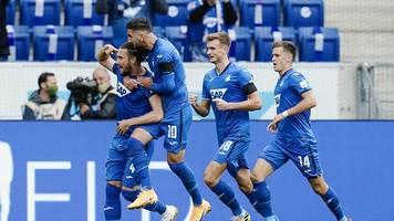 2. Spieltag - Erste Niederlage 2020: Hoffenheim gelingt Coup gegen Bayern