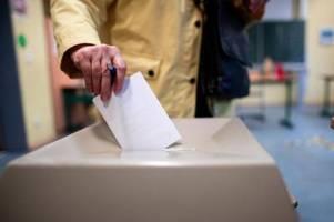 Stichwahlen in NRW um kommunale Spitzenposten