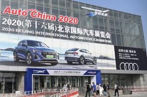 Die Hoffnung der deutschen Autobauer liegt auf China
