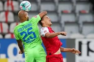 Petersen-Tor reicht nicht: Freiburger Remis gegen Wolfsburg