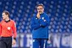 Schwächster Saisonstart der Geschichte - Schalke 04 feuert Trainer David Wagner