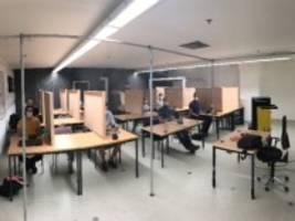 corona und schule: wie man die luft von viren reinigt