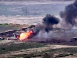 eskalation in berg-karabach: armenien: türkei schickt bereits soldaten