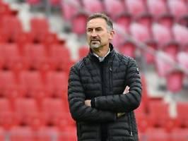 Spielerstreik und Niederlagen: Mainz 05 trennt sich von Trainer Beierlorzer