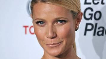 gwyneth paltrow: als geburtstagsgeschenk zeigt sie sich nackt