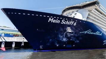Besatzungsmitglieder infiziert: Positive Corona-Tests auf der «Mein Schiff 6» in der Ägäis