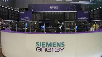 Video: Siemens Energy mit verhaltenem Börsen-Debüt