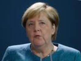 Merkel warnt vor 19.200 Corona-Neuinfektionen am Tag