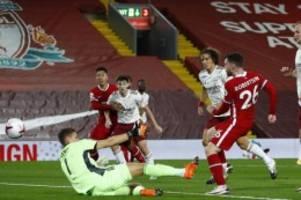 Premier League: FC Liverpool bezwingt FC Arsenal und klettert auf Rang zwei