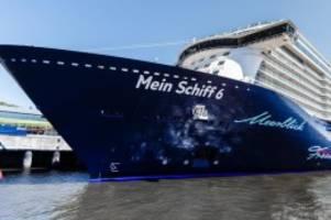 Besatzungsmitglieder infiziert: Positive Corona-Tests auf der Mein Schiff 6 in der Ägäis