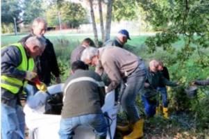 naturschutz : nabu sucht helfer für bachaktionstag am moorbek