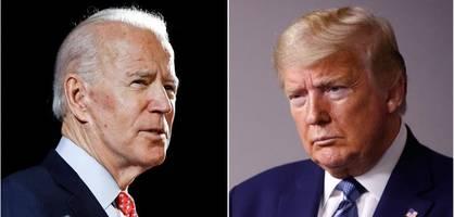 """""""Washington Post"""" spricht Wahlempfehlung für Biden aus"""
