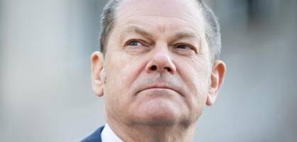 Scholz will Steuersatz für hohe Gehälter stärker besteuern