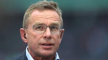 Ralf Rangnick will nicht Trainer auf Schalke werden