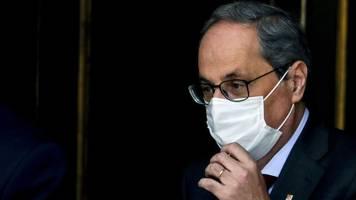Gerichtsurteil bestätigt: Kataloniens Regierungschef wird des Amtes enthoben