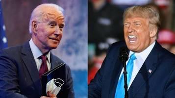 USA: Donald Trump fordert erneut Drogentest – jetzt reagiert das Biden-Lager