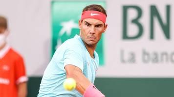French Open im Newsblog: Rafael Nadal mit lockerem Sieg in Runde eins