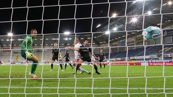 HSV an Spitze: Zwei Terodde-Treffer bei 4:3 in Paderborn