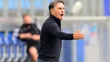 Labbadia: Hertha BSC gegen FC Bayern nicht chancenlos