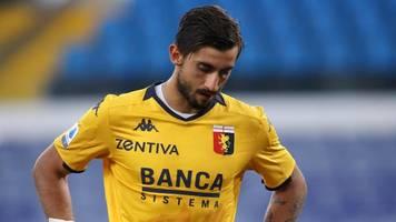 Serie A: 14 Corona-Infizierte beim CFC Genua