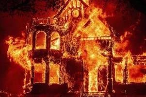 neue brände bedrohen anwohner in kalifornien