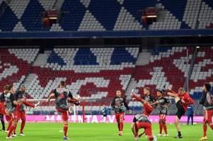 Supercup zwischen Bayern und Dortmund ohne Zuschauer