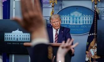 Hat Trump jahrelang keine oder kaum Steuern gezahlt?