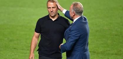 Nach Pleitenserie – FC Bayern trennt sich von Hansi Flick