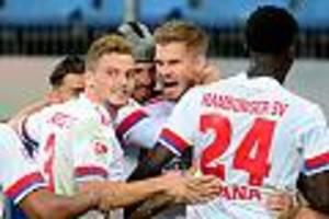 2. Bundesliga live im Internet - So sehen Sie SC Paderborn gegen Hamburger SV im Live-Stream