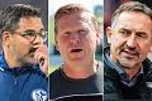Fußball-Podcast mit Kleiß und Wagner - Trainer-Beben in der Bundesliga: Wagner und Beierlorzer weg - wann wackelt Gisdol?