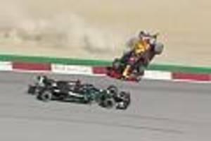 Spitzenreiter auch bei Strafpunkten - Hamilton ist Formel-1-Rennsperre näher als jeder andere