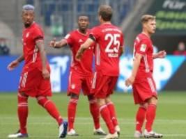 FC Bayern: Noch eine Woche Zeit zum shoppen