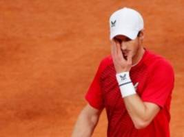 French Open: Die beängstigende Ruhe des Andy Murray