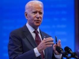 Blog zu US-Wahl: Biden veröffentlicht Steuererklärung kurz vor TV-Duell