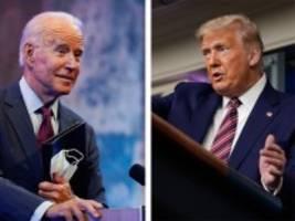 US-Wahl: Warum Trump so sehr auf das TV-Duell setzt