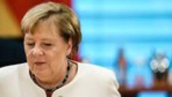 Angela Merkel: Livestream: Pressekonferenz zu Corona-Plänen von Bund und Ländern