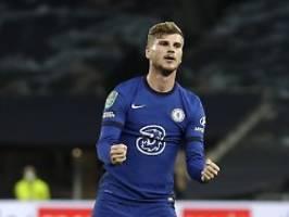 Stadtderby im Ligapokal: Chelsea scheitert trotz Werner-Treffer