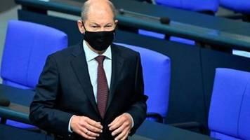 Scholz verteidigt hohe Staatsverschuldung in Corona-Krise