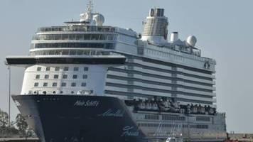 Angebliche Corona-Infektionen auf TUI-Kreuzfahrtschiff waren Fehlalarm