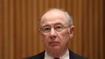 wegen bankia-börsengangs : ex-iwf-chef rato in strafprozess freigesprochen